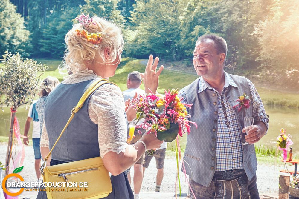 Fotografie von Hochzeiten