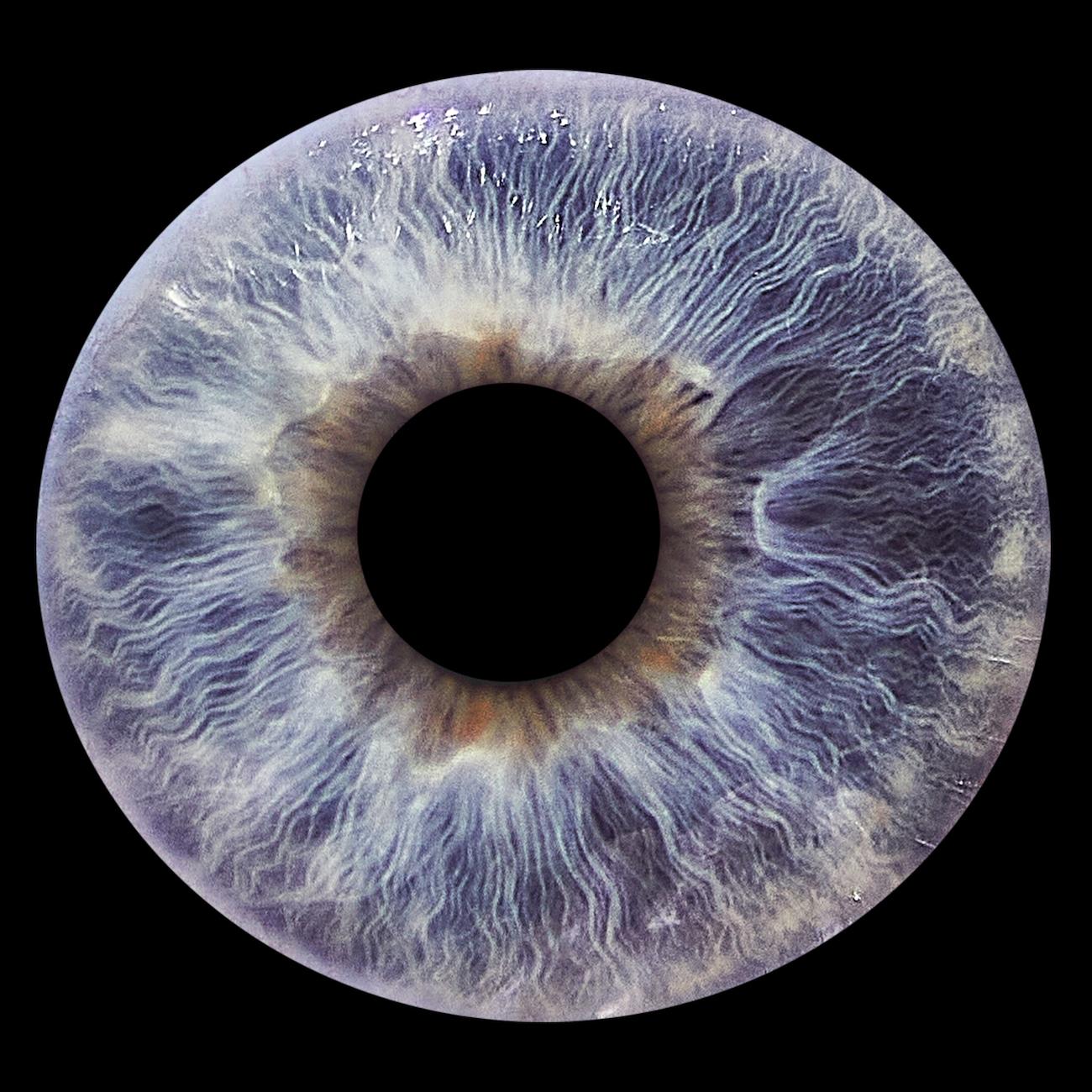 Iris Fotoshooting